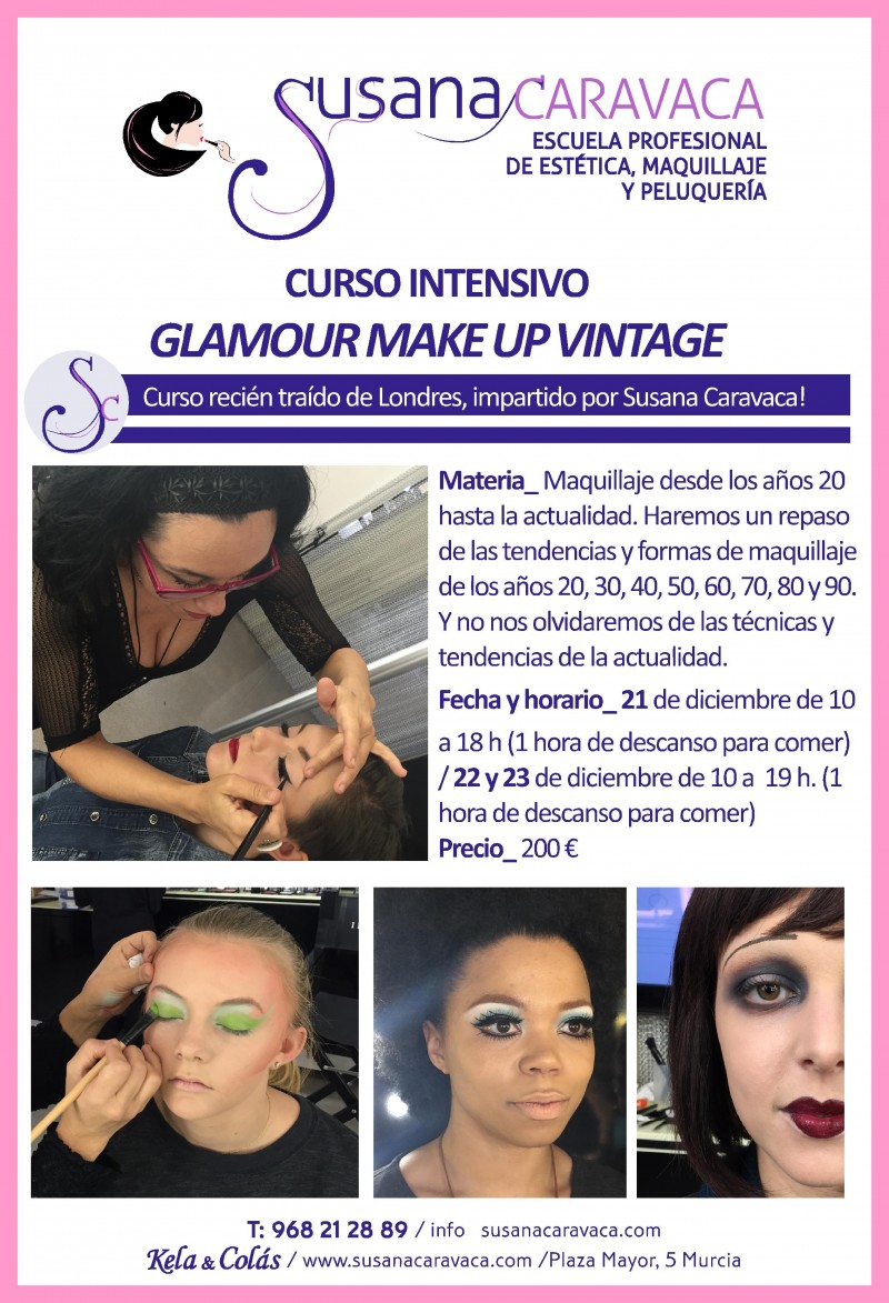 curso vintage glamour